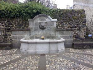 Fontaine de Vic