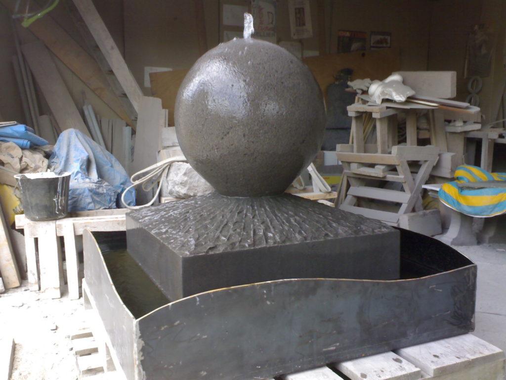 Fontaine Boule