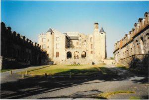 chateau de Chazeron.