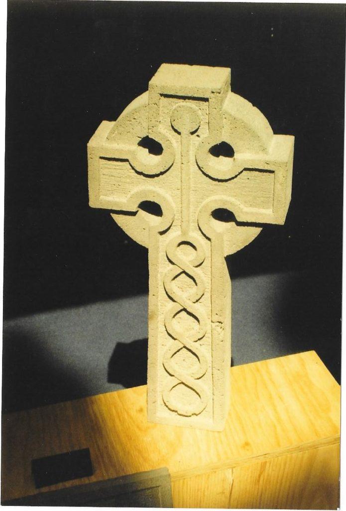 Croix celtique.