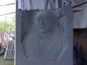 Buste Henri Mondor 3