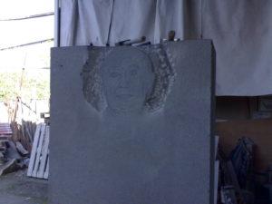 Buste Henri Mondor 2