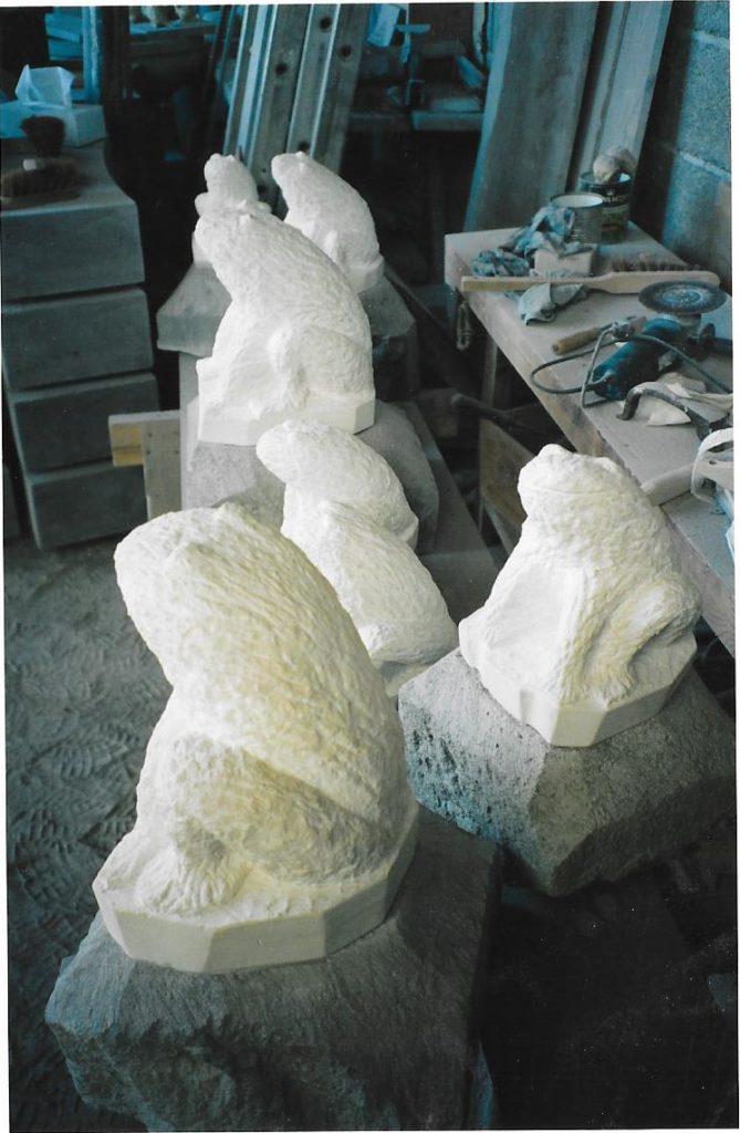 Grenouilles atelier