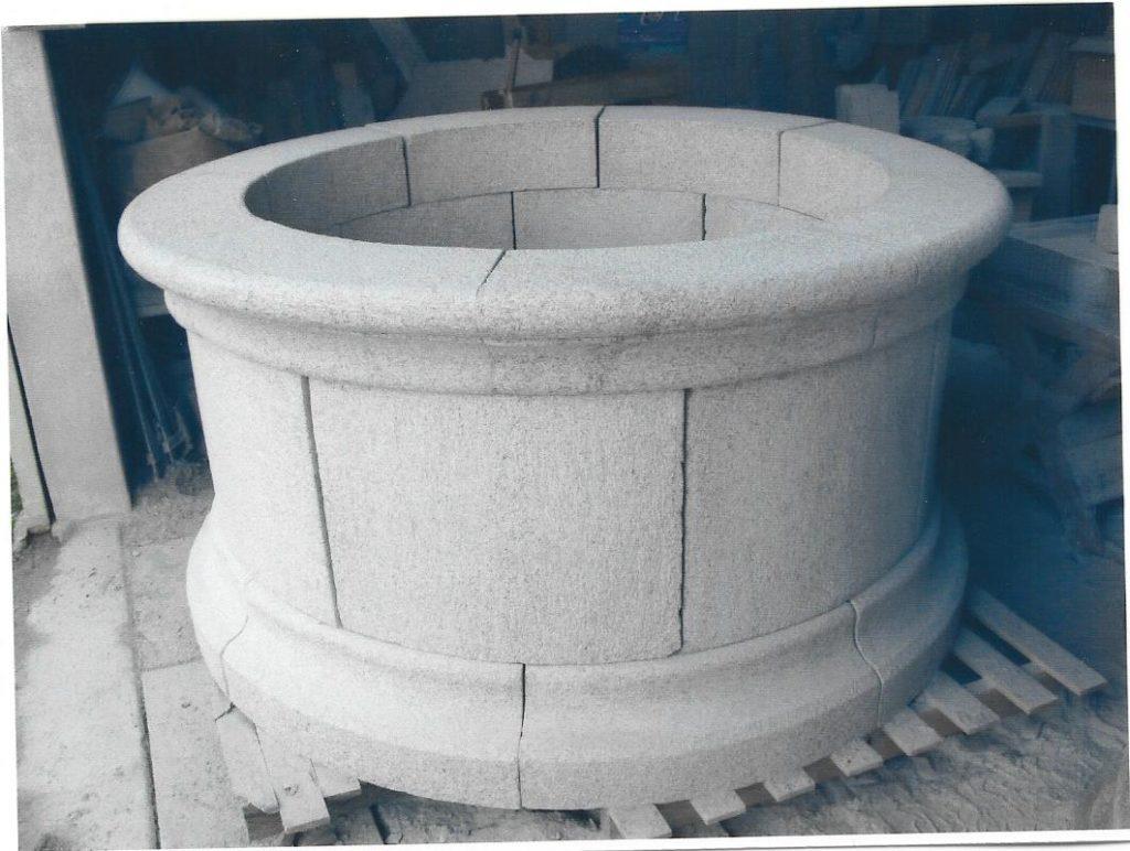 margelle de puits La Foulhouse